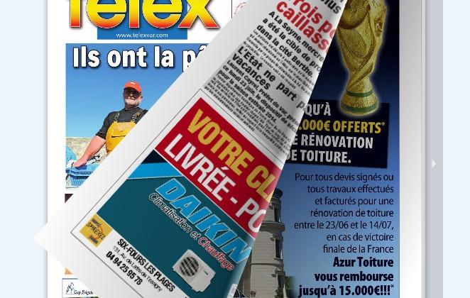 Site de petites annonces Telex