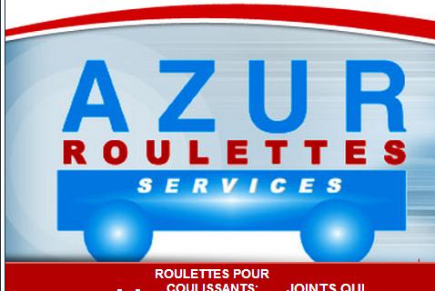 Site html basic pour pme Azur-roulettes