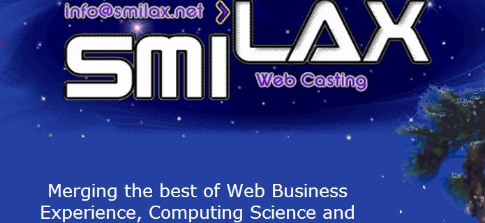 Site HTML Smilax