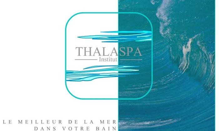 Proposition design fantaisie pour Catalogue Thalaspa