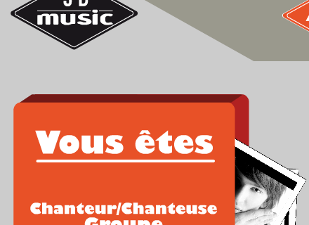 Site full-flash pour label musical