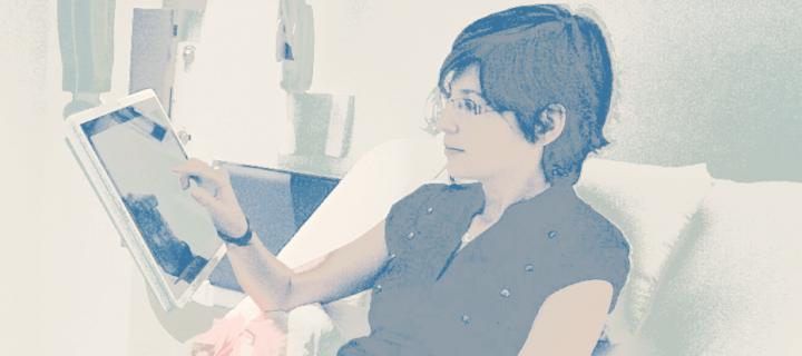 Protégé: Interface de diffusion de contenu médical sur un réseau local d'hôpital